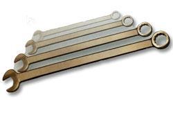 Očkoploché klíče - sada (extra dlouhé) 6 ks